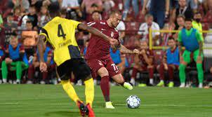 CFR Cluj remizeaza cu Young Boys Berna-elvetienii au egalat abia in prelungiri.