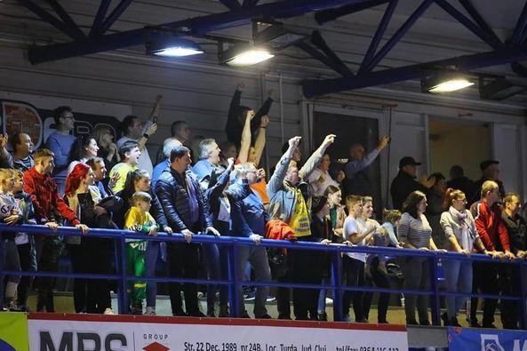 Incepe Liga Zimbrilor-azi Potaissa va juca acasa cu CSM Vaslui.Clubul invita fanii la sala Gheorghe Baritiu.