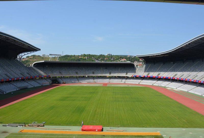 Cluj Arena vizitat de UEFA-Campionatul European U21 din 2023 are sanse mari sa se desfasoare si in Romania.