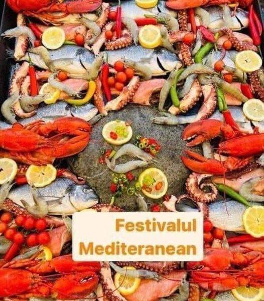 Primaria Turda-orasul nostru va gazdui in acest week end Festivalul Mediteranean.