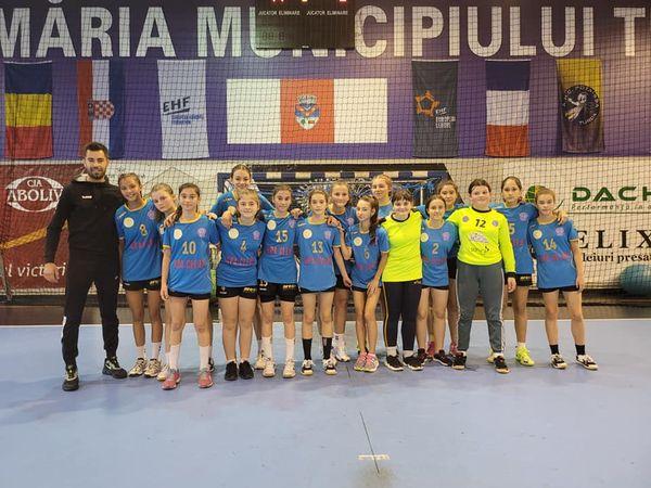 ACS ARIESUL TURDA debuteaza cu o victorie in campionat.Handbalul feminin turdean are viitor.