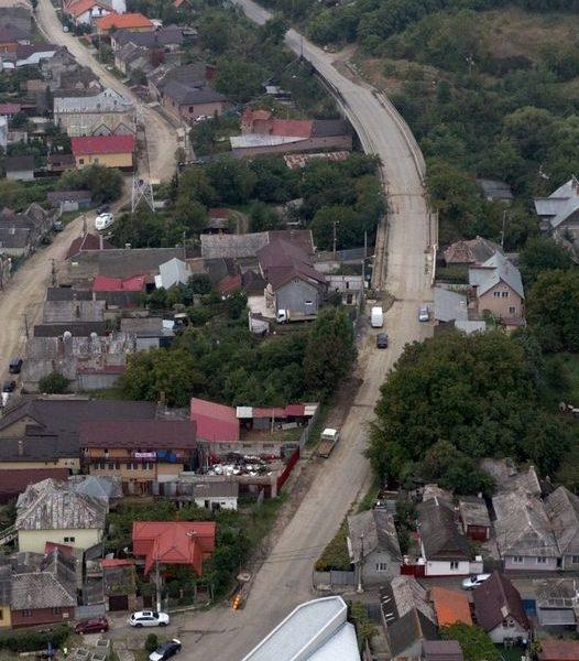Administratia Locala informeaza cetatenii despre faptul ca Strada Alba Iulia intra in reabilitare.