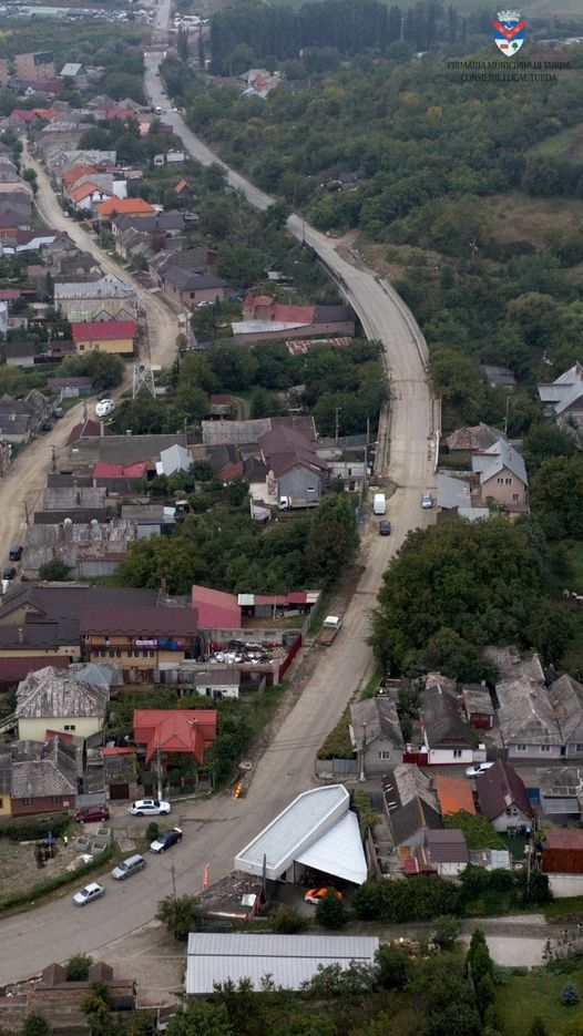 Strada Alba Iulia intra in reabilitare., Administratia Locala informeaza cetatenii despre faptul ca Strada Alba Iulia intra in reabilitare., Stiri Turda - MinaDeStiri